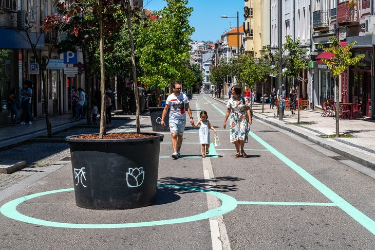 Porto é a melhor cidade europeia para viver em família, segundo estudo norueguês