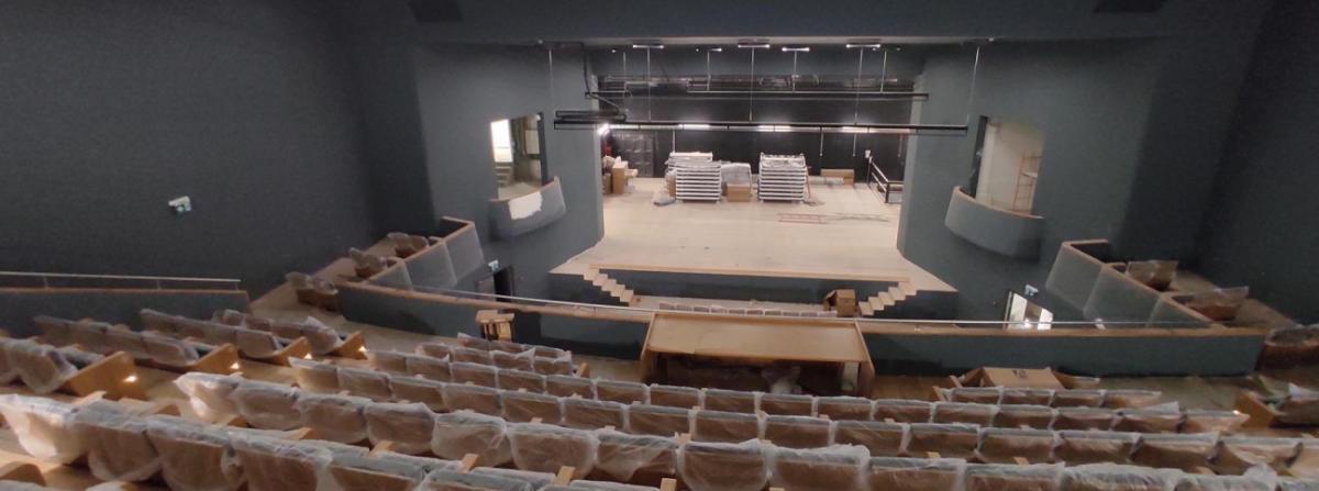 O renascer do Teatro Municipal da Covilhã