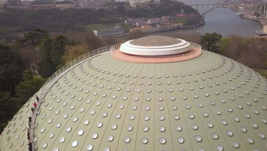 Já pode subir ao novo miradouro do Porto com vista a 360º da cidade