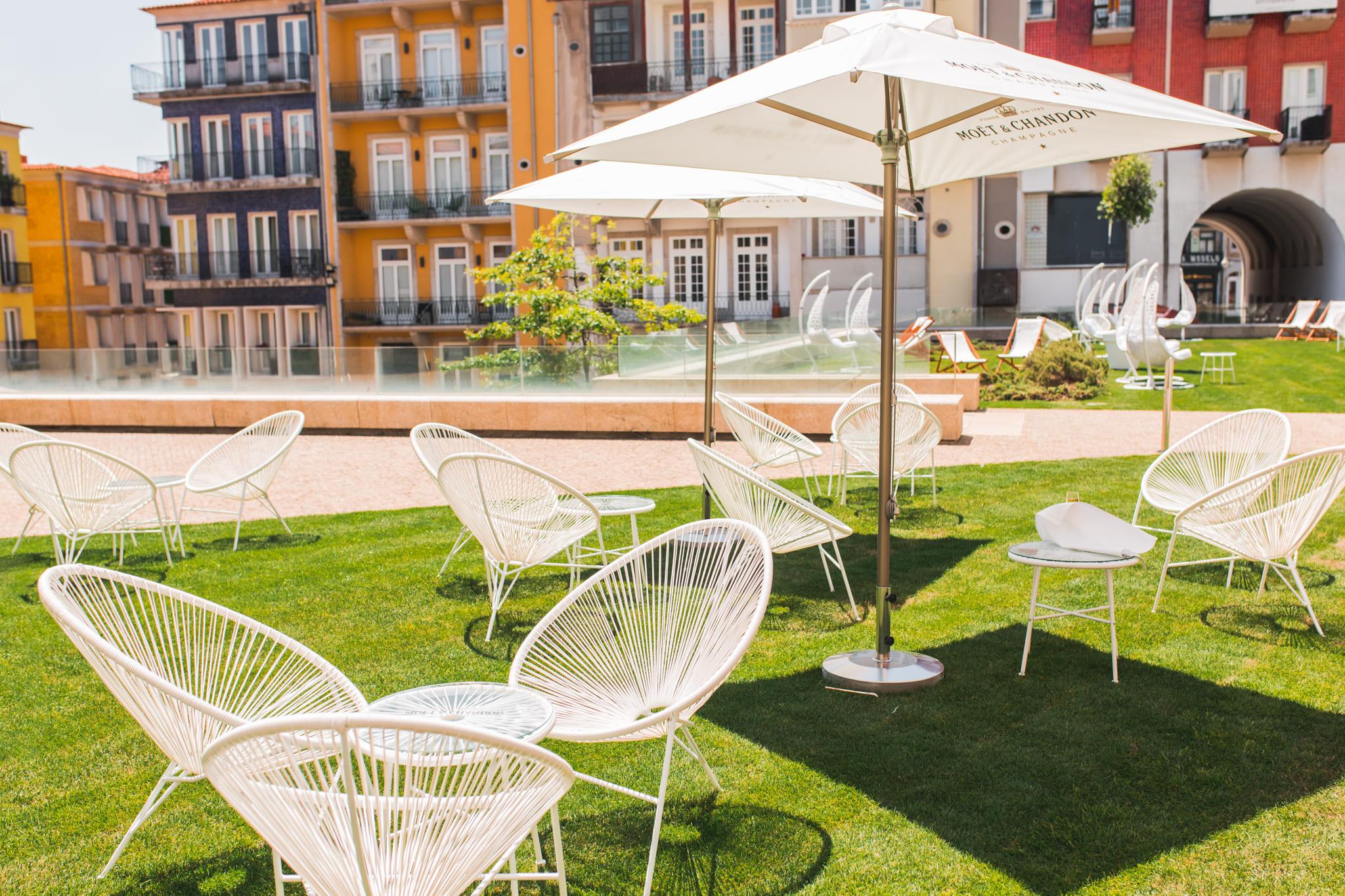 Pátio das Cardosas, o novo lugar ao sol da cidade do Porto