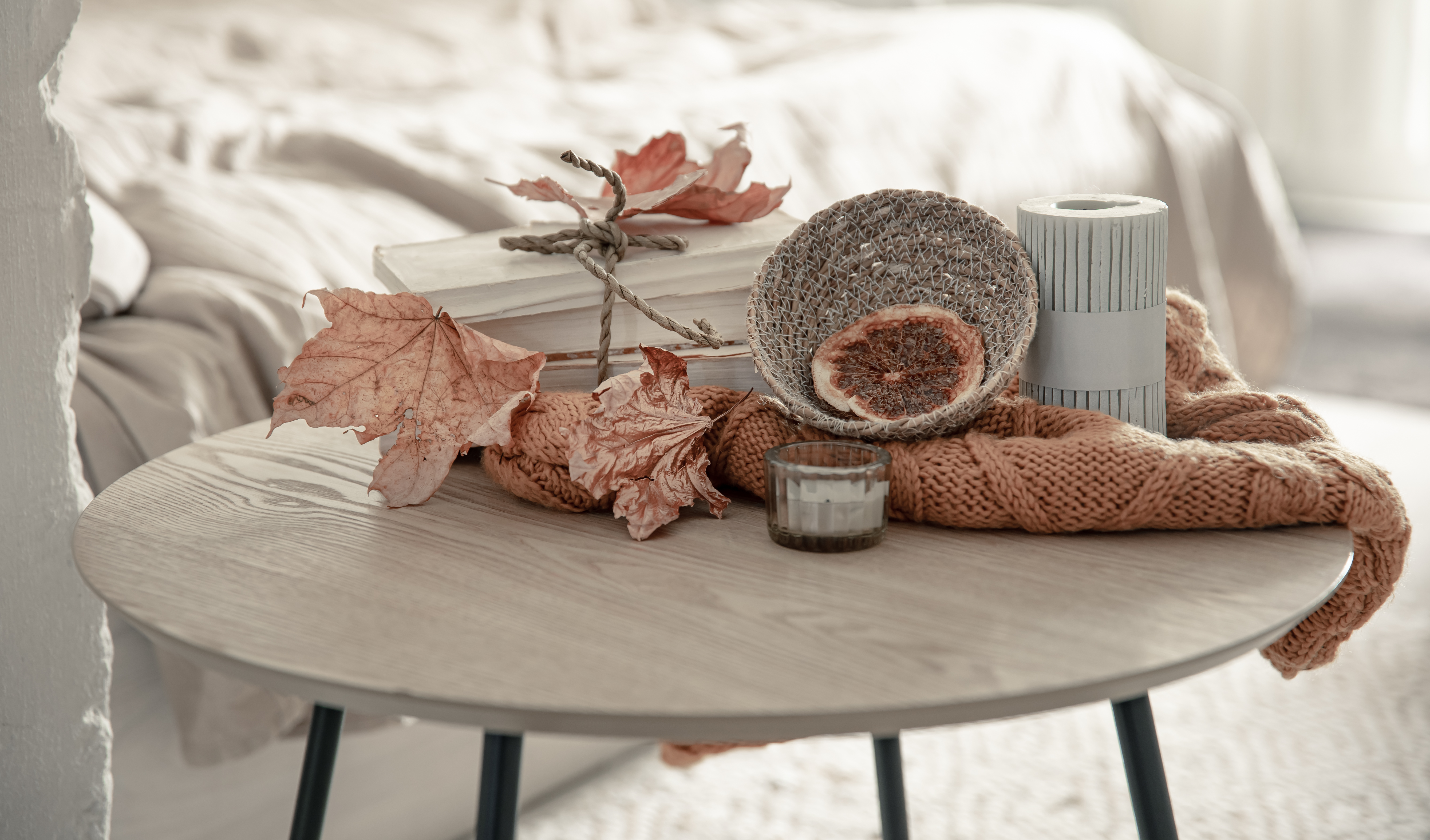 Como preparar a casa para o outono? Conheça as nossas dicas imperdíveis!
