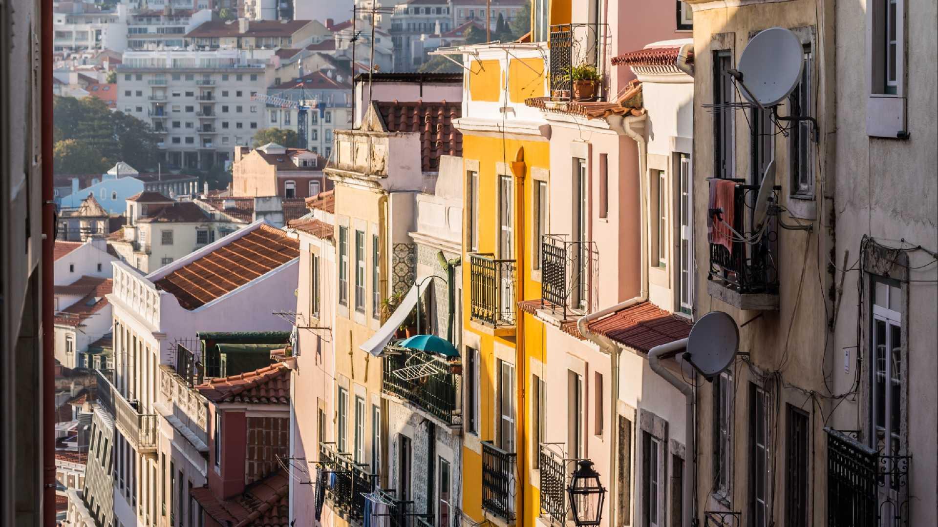 Casas atingem valor bancário mais alto da década - subiram 70 euros por m2 num ano