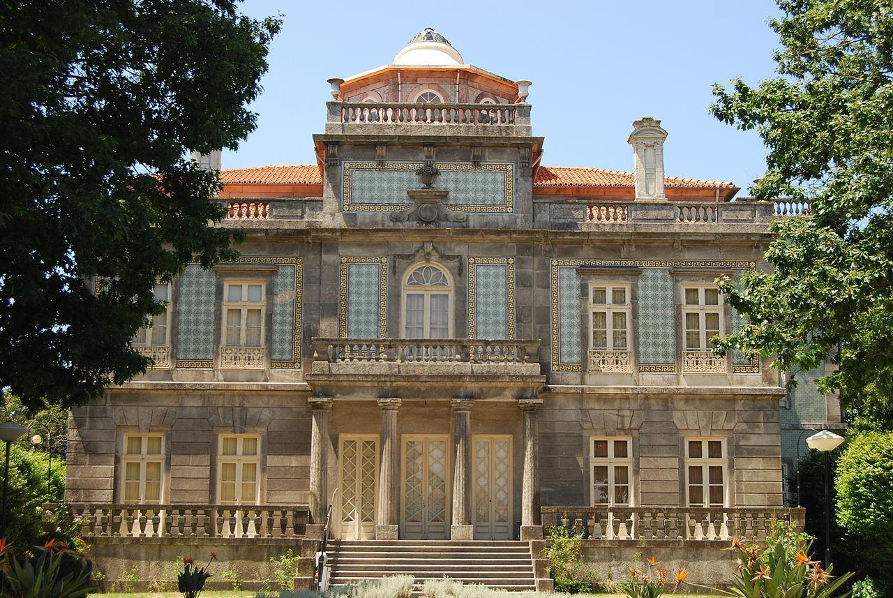 Porto: Palacete Pinto Leite vendido por 1,6 milhões em hasta pública para ser ex-libris cultural