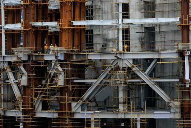 Setor da construção vira a página após 13 anos de quebras consecutivas