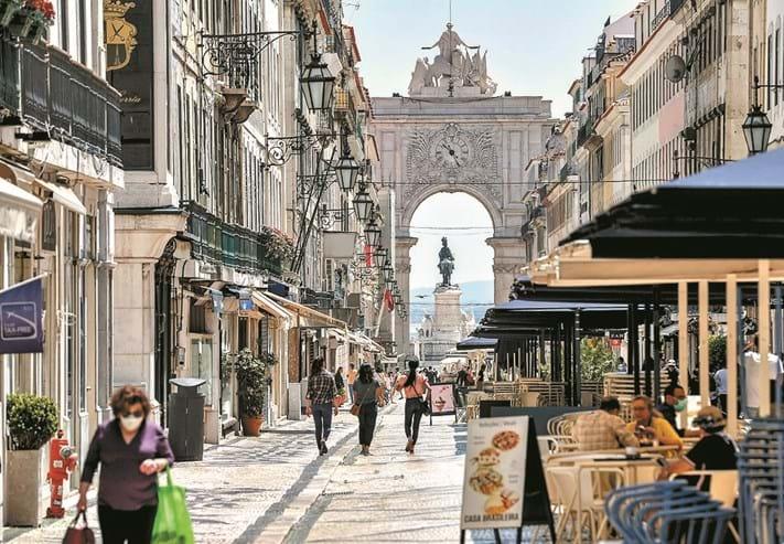 Investidores têm sete mil milhões para aplicar no imobiliário em Portugal